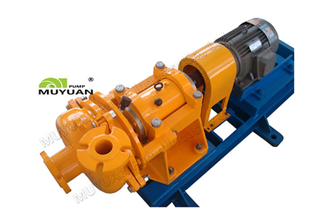 Component design makes Heavy duty slurry pump performance better
