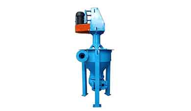 Purpose Built For Frothy Suspensions of China Centrifugal Froth Pump