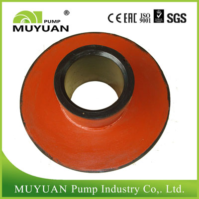 Slurry Pump Wet End Material - Elastomer