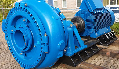 China Dredge Pump Wholesale Tells You Type of Dredge Pump Installation